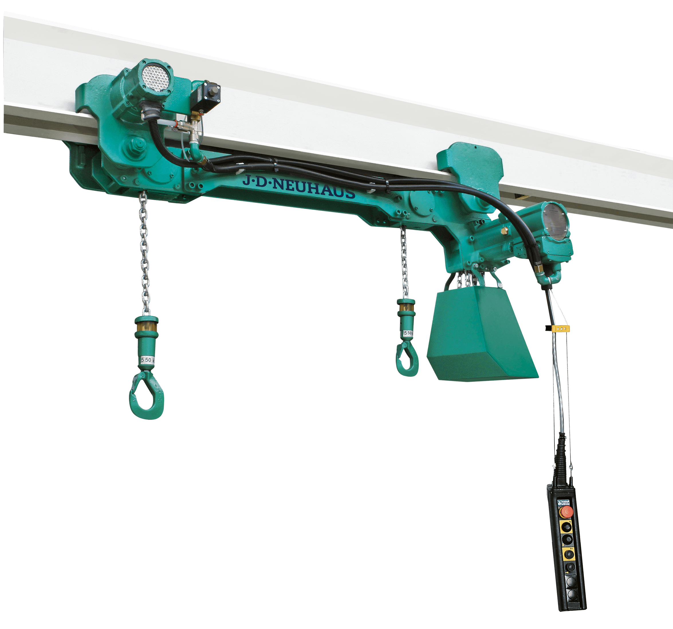 JDN Big Bag Hoist