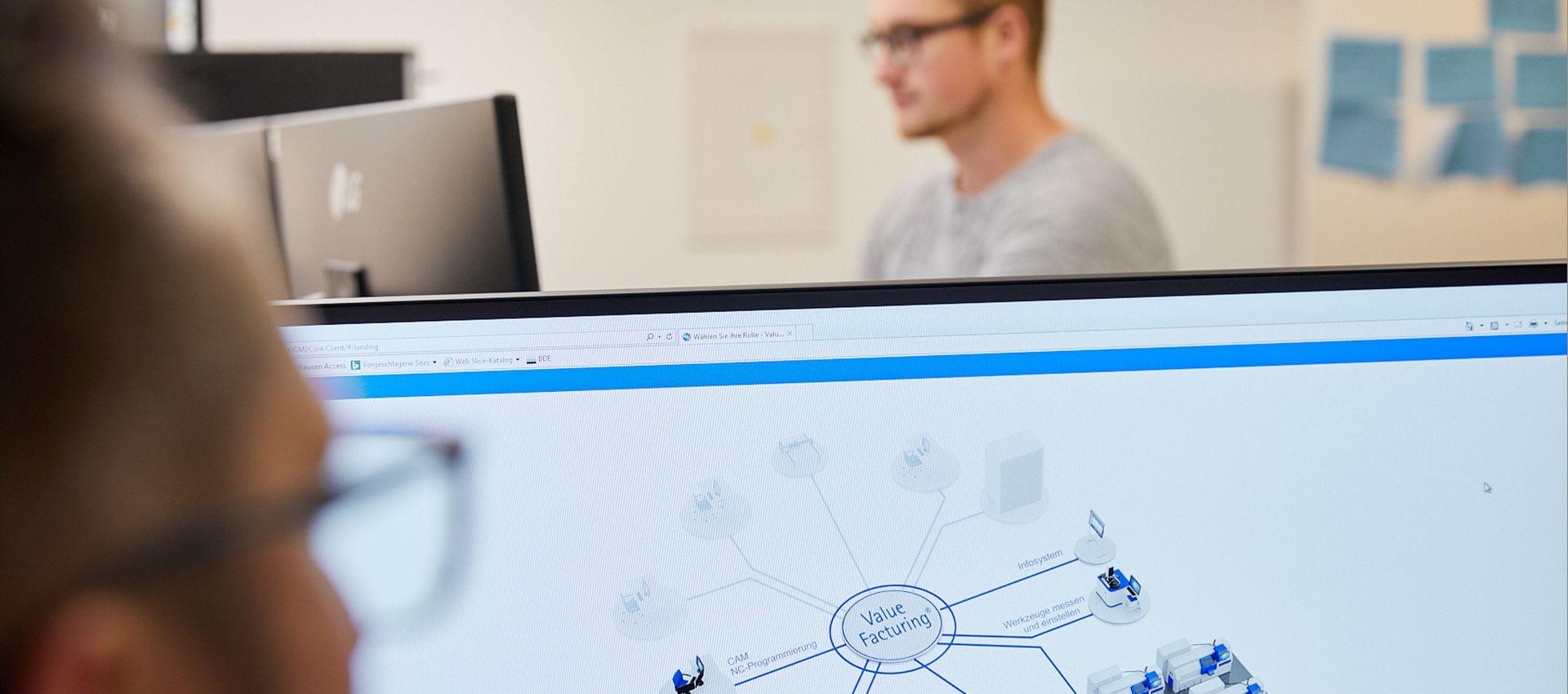 Kaufleute für Digitalisierungsmanagement (m/w/d)