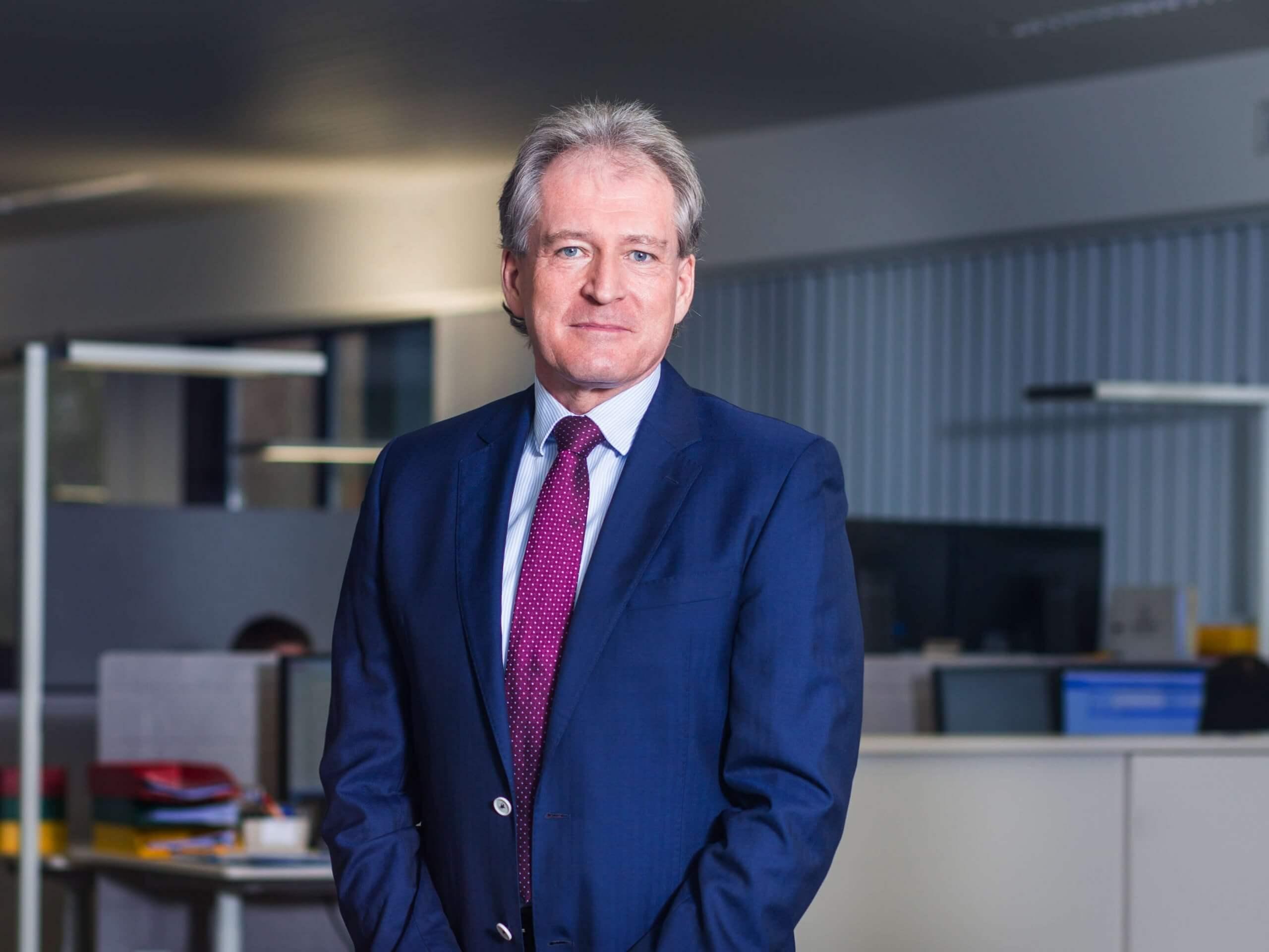 JDN CEO Wilfried Neuhaus-Galladé
