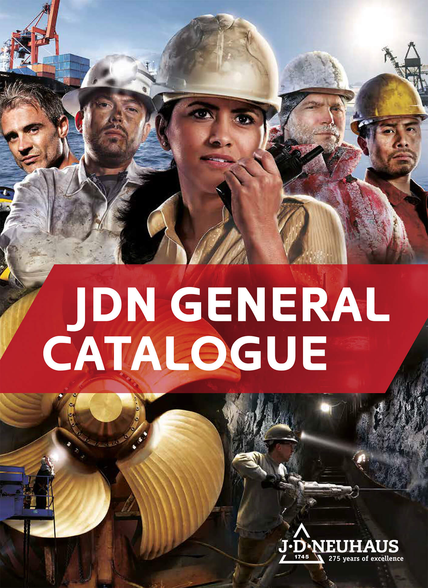 JDN General Catalogue