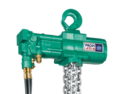 Hydraulic Hoists PROFI