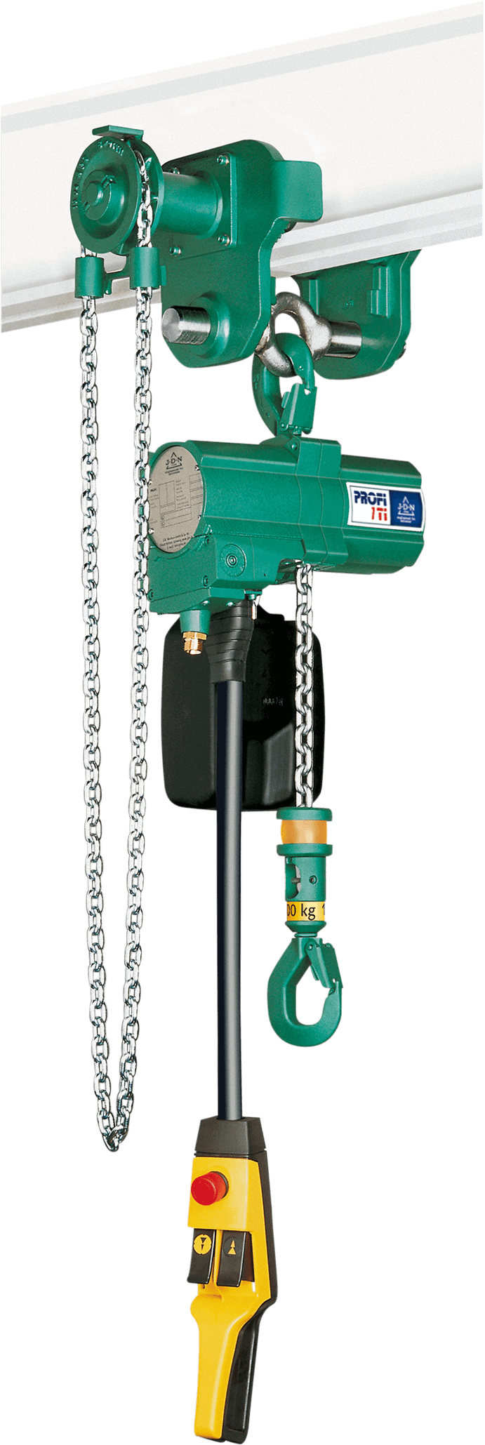 Profi 1TI in Reel Chain Trolley
