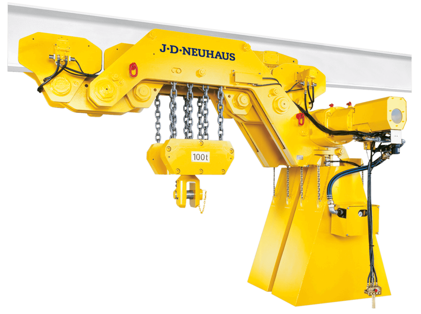 JDN Ultra Low Monorail Hoist