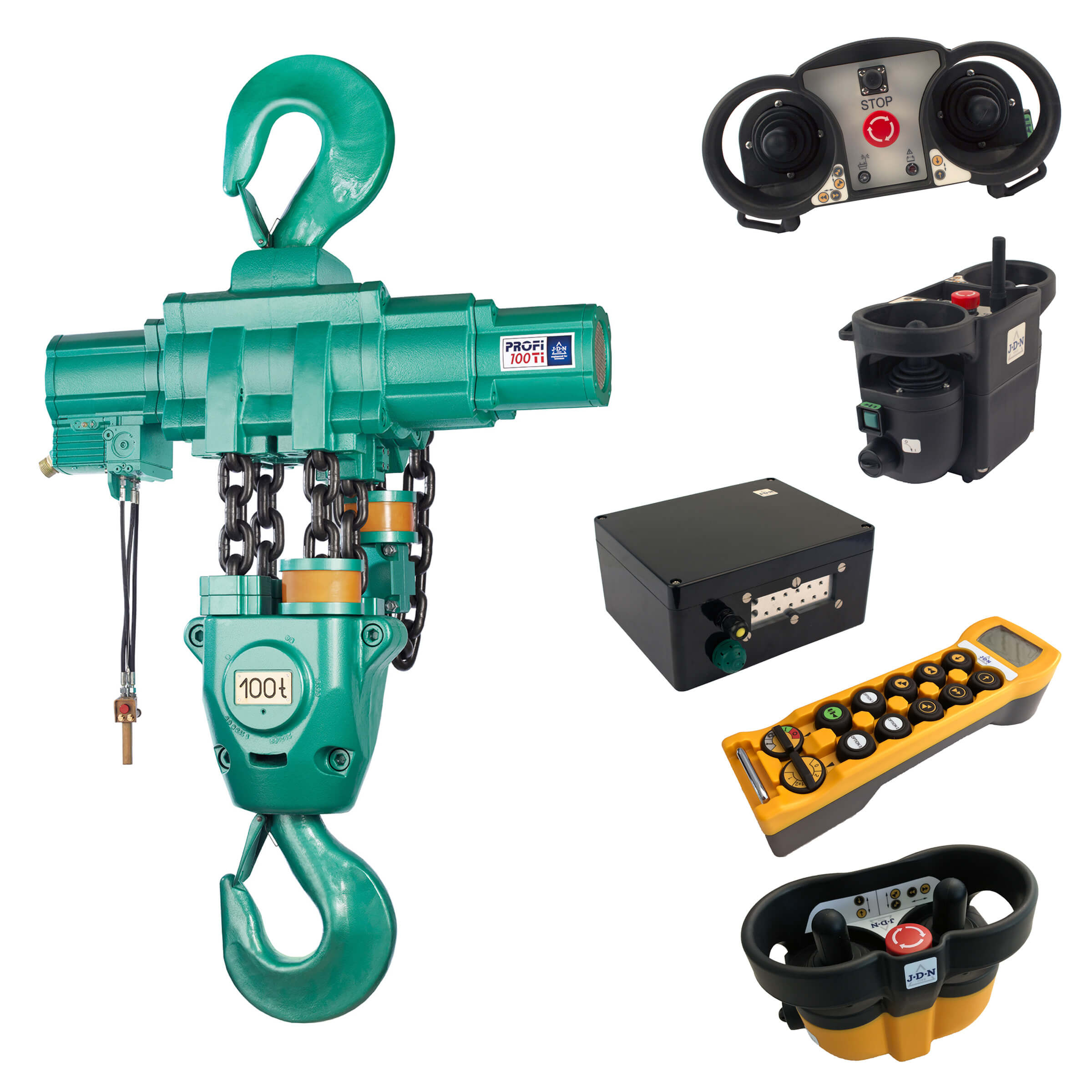 Robust Hoists from JDN