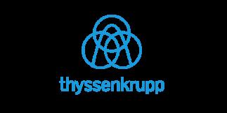 JDN References: thyssenkrupp Logo