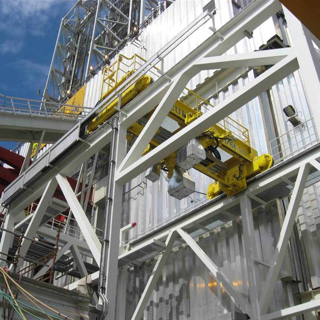 Oil & Gas Processing Hoist